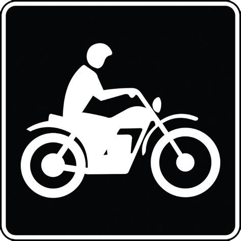 bike trail black  white clipart