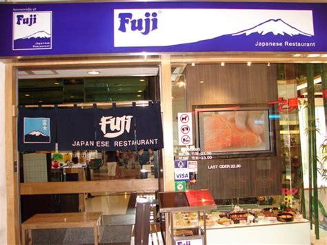 fuji japanese steak house fuji japanese restaurant bangkok siam paragon g floor pathumwan restaurant
