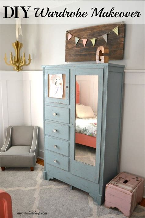 diy armoire closet 25 best ideas about wardrobe makeover on pinterest