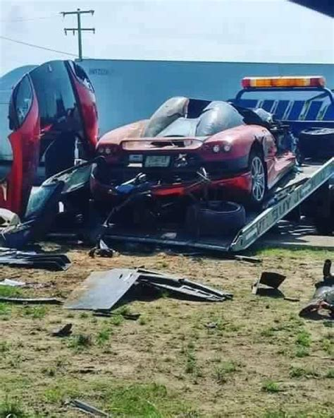 koenigsegg crash koenigsegg ccx destroyed in high speed crash in mexico