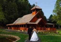 Log Cabin Wedding Chapel by Gatlinburg Tennessee Cabinsinthecloud