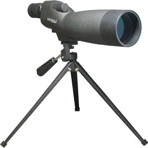eagle optics denali 2 4 quot 60mm spotting scope kit dl 60 a