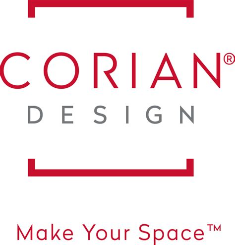 Corian Logo by The Corian 174 Brand Marks Its 50th Year Commercial