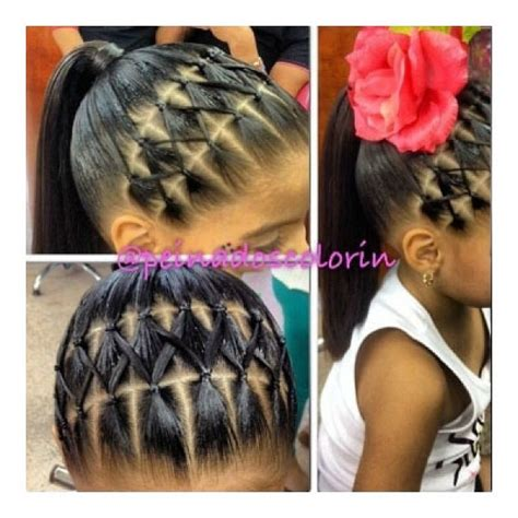 hairstyles for curly hair with just rubber bands 15 awesome kid hair ideas creative child