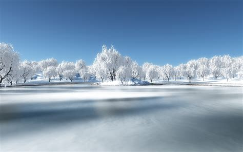Photo Collection Winter Landscape Hd Desktop