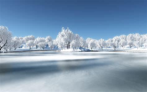 Photo Collection Winter Landscape Hd Desktop