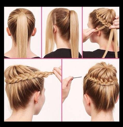 steps to a short and easy hair styles for teens step by step easy hair style tutorials beauty hair