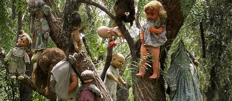 boneka haunted doll voodoo top 10 places around the world flying the nest