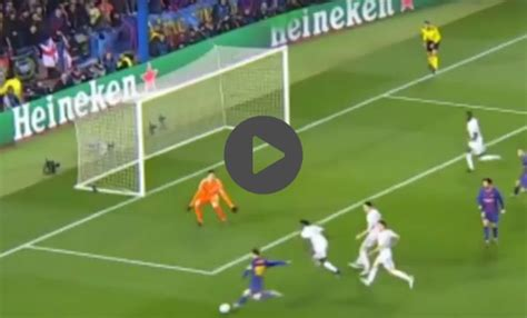 chelsea goal co id lionel messi vs chelsea goal video as he reaches 100 in