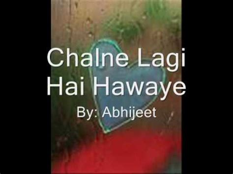 download mp3 chrisye sendiri lagi download chalne lagi hai hawaye abhijeet mp3 mp3 id