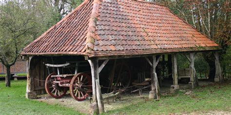 wagon shed from wiston weald and downland