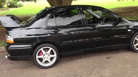 mitsubishi evo and black black evo 8 gsr for sale edward s