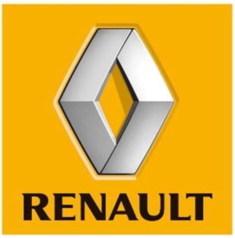 Logo Renault Renault S 2013 Half Financial Results Komarjohari