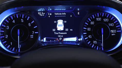 Panel Speedometer Custom Kijang 1 instrument cluster display digital dashboard on the car instrument panel of 2018 chrysler 300