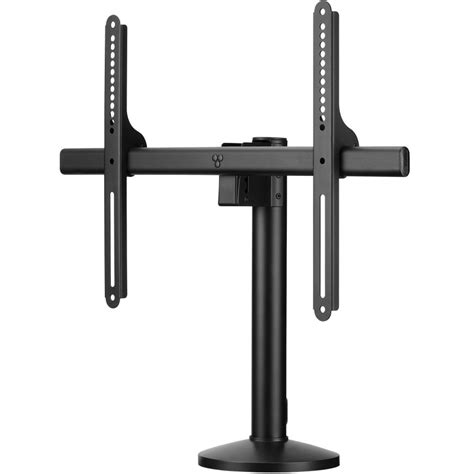 tv desk mount atdec telehook th fm tilting and rotating tv desk mount th fm