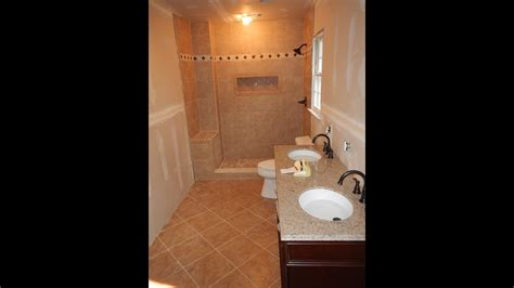 bathtub to shower conversion bathroom