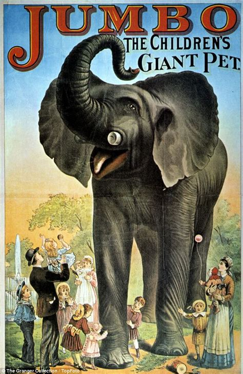 Elephant Jumbo was jumbo the elephant owned by p t barnum murdered by