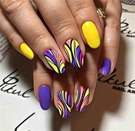 pin  sabrina  manis pedis trendy nails nail