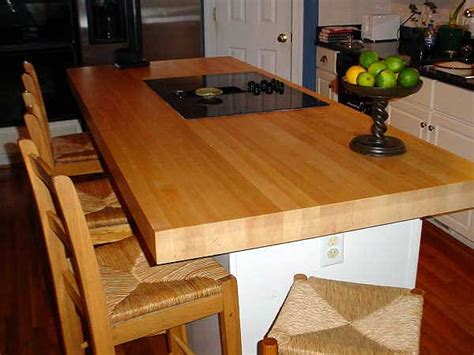 Chop Block Countertops by Michigan Maple Chop Blocks Distributor H J Oldenk
