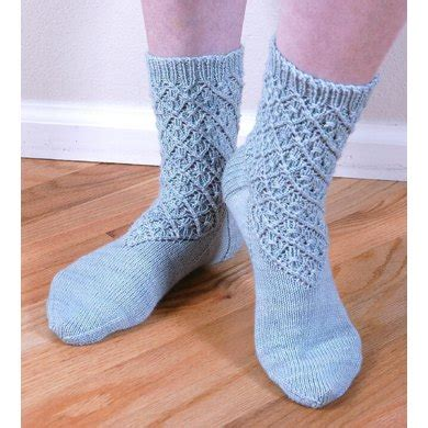 diamond pattern on socks and sweaters diamond lace socks knitting pattern by cheryl chow