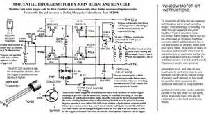bedini motor schematic submited images pic2fly