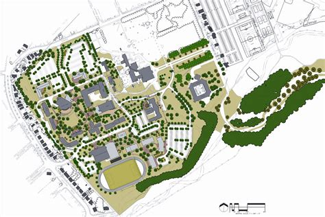 Landscape Master Alvernia Landscape Master Plan Derck Edson