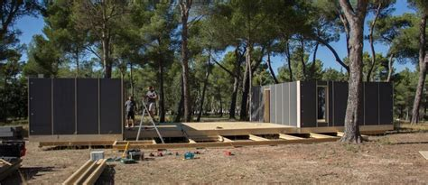 popup house france pop up house 8 e architect