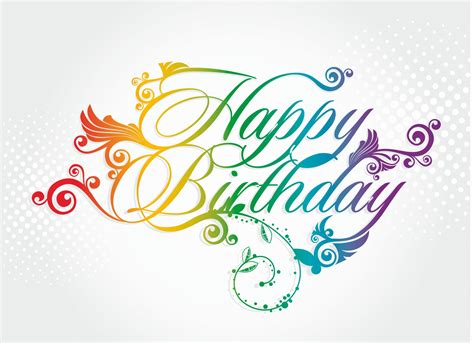 happy birthday art design happy birthday cute free design 24 happy birthday cards