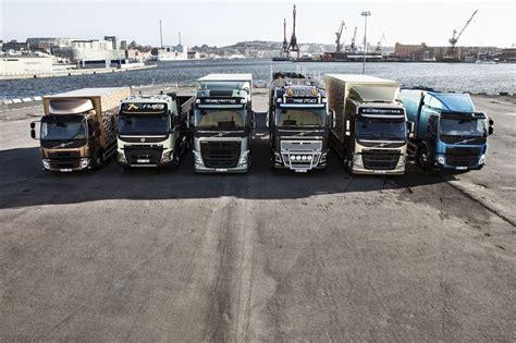 volvo truck range volvo trucks has renewed its entire european truck range