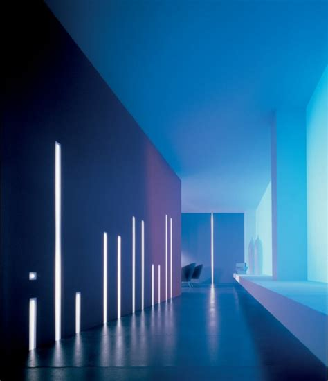 Indirekte Beleuchtung dramatischen Look durch farbiges Licht erreichen
