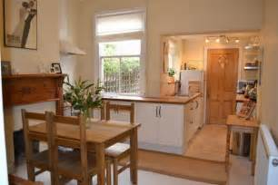 small kitchen diner ideas how to make a kitchen diner in a small terraced house