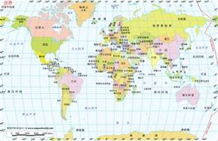 World Map Latitude And Longitude pics photos world map with latitude and longitude jpg