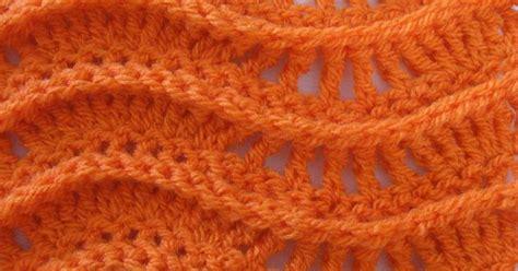 written zig zag crochet pattern crochet tutorial that teaches you how to crochet a ripple
