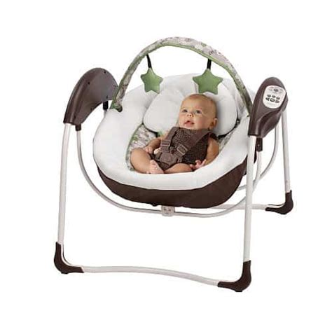 graco baby swing assembly instructions graco glider lite lx gliding swing how to safety car