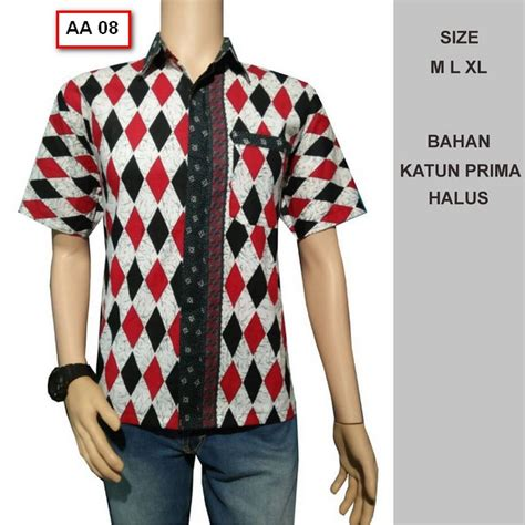 Batik Pria Lengan Pendek Berkualitas 40 foto model kemeja baju batik pria lengan pendek terbaru busanamuslimpria