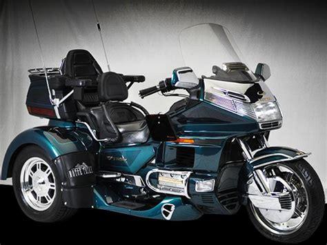 motor trike conversion  honda gl  gold wing