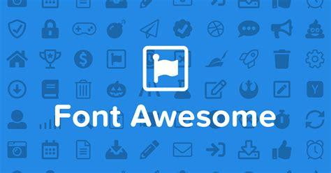 design icon in font awesome icons font awesome