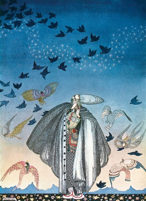 kay nielsen east of kay nielsen s stunning illustrations for quot east of the sun quot