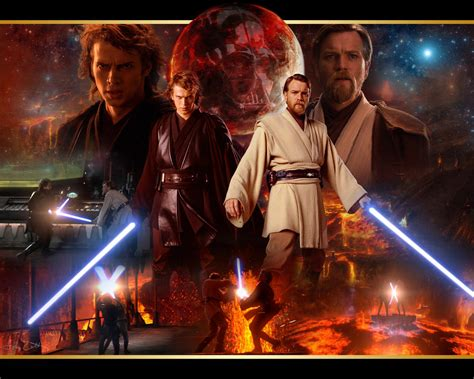 wars obi wan and anakin wars obi wan anakin quot of the sith quot 3d release moved up a week the