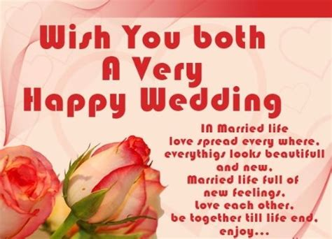 Happy marriage greeting quotes m4hsunfo