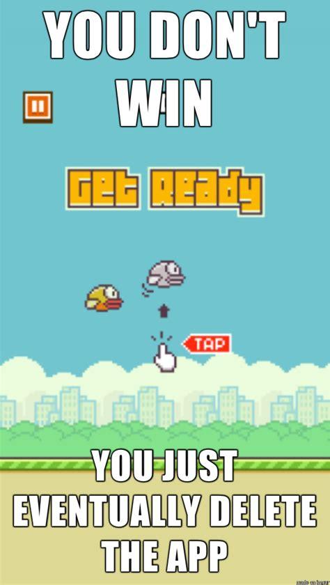 Flappy Bird Meme - image 691258 flappy bird know your meme