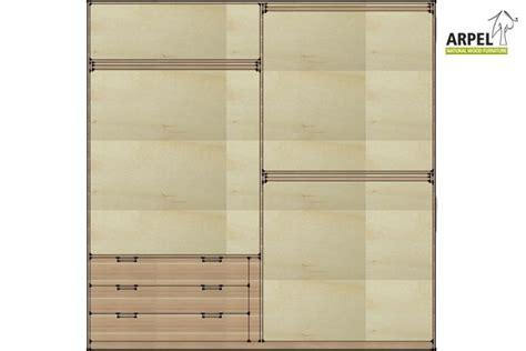 cassettiera per interno armadio cassettiera da interno per armadi larghi 200 cm o 210 cm
