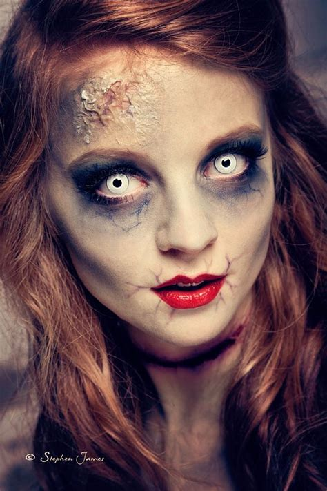zombie makeup ideas  dead  feed inspiration