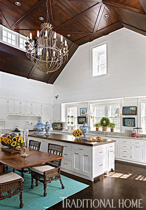 Susan Zises Green by A Designer S Nantucket Summer Home Traditional Home