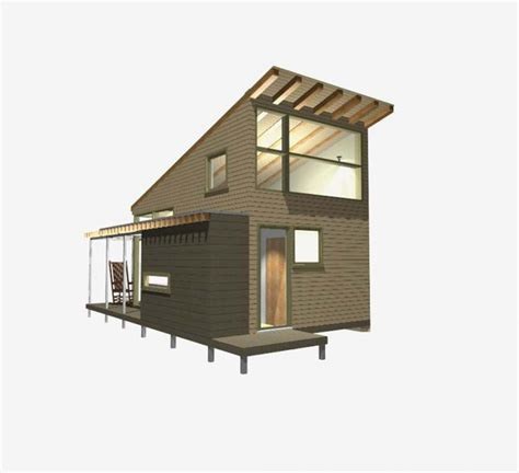 small cottage plans with loft modern small house design loft and huge windows by new