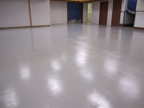 fresh epoxy shield basement floor coating from rust 16093
