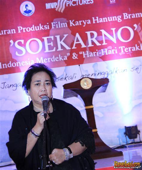 film soekarno karya hanung bramantyo hanung bramantyo siap penuhi panggilan polisi merdeka com