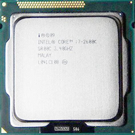 Intel I7 2600k Sockel by Intel I7 2600k Techpowerup Cpu Database