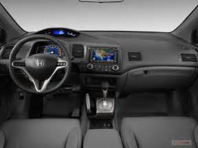2009 honda civic interior u s news world report