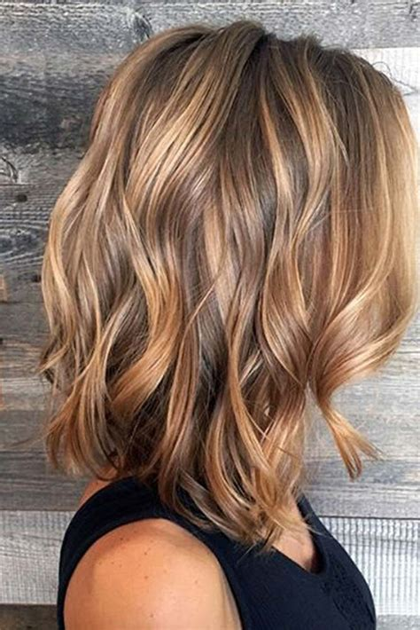 hairstyles and highlights for women 35 35 balayage hair ideas in brown to caramel tone balayage